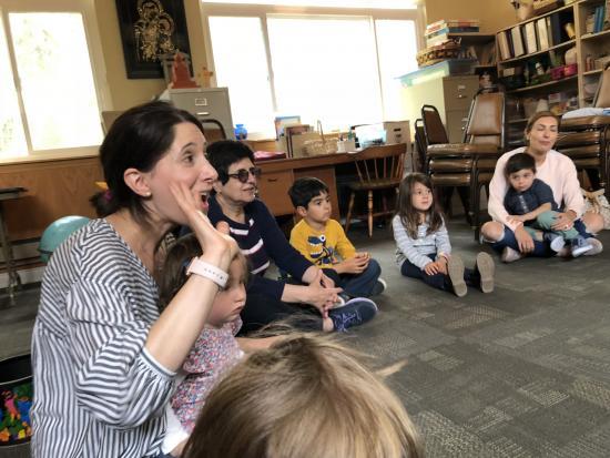 Children's Armenian Music Class Launched   St  John Armenian
