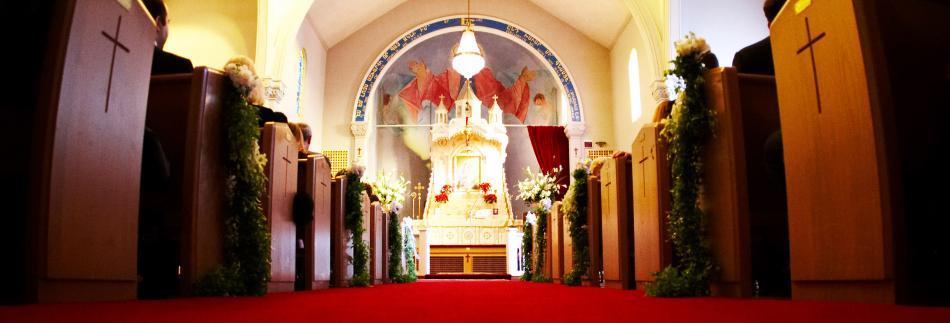 Sacraments | St  John Armenian Apostolic Church