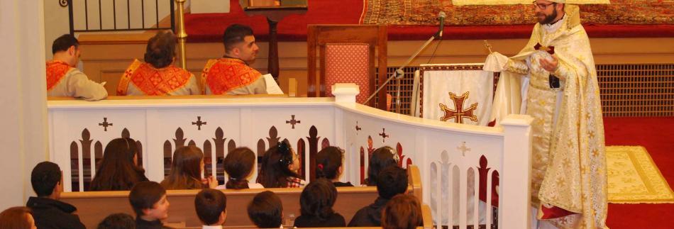 Sunday Services | St  John Armenian Apostolic Church